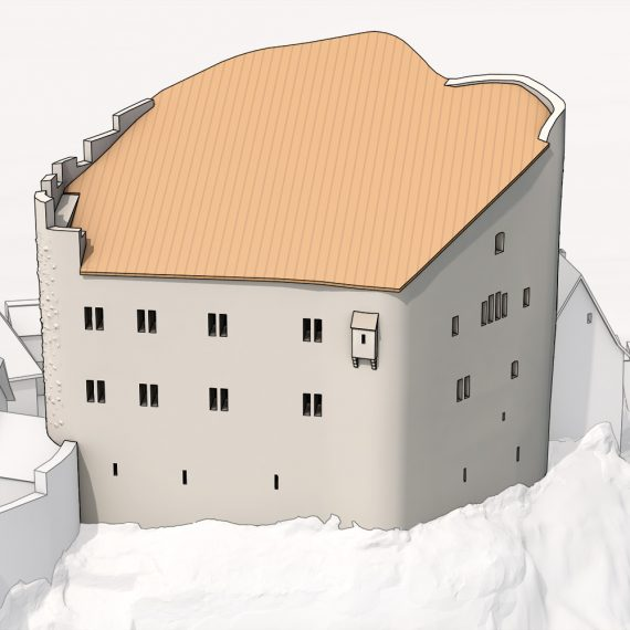 Pfeffingen Wohnturm