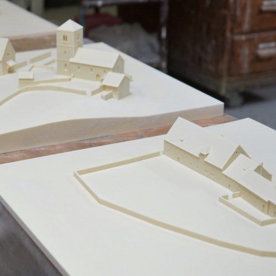 3D-Print Kirchen Zürich