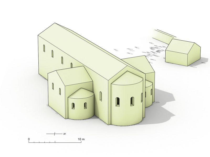 Kirche Zellmoos