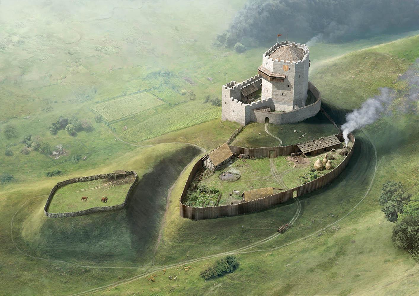 Burg Kyburg-Buchegg