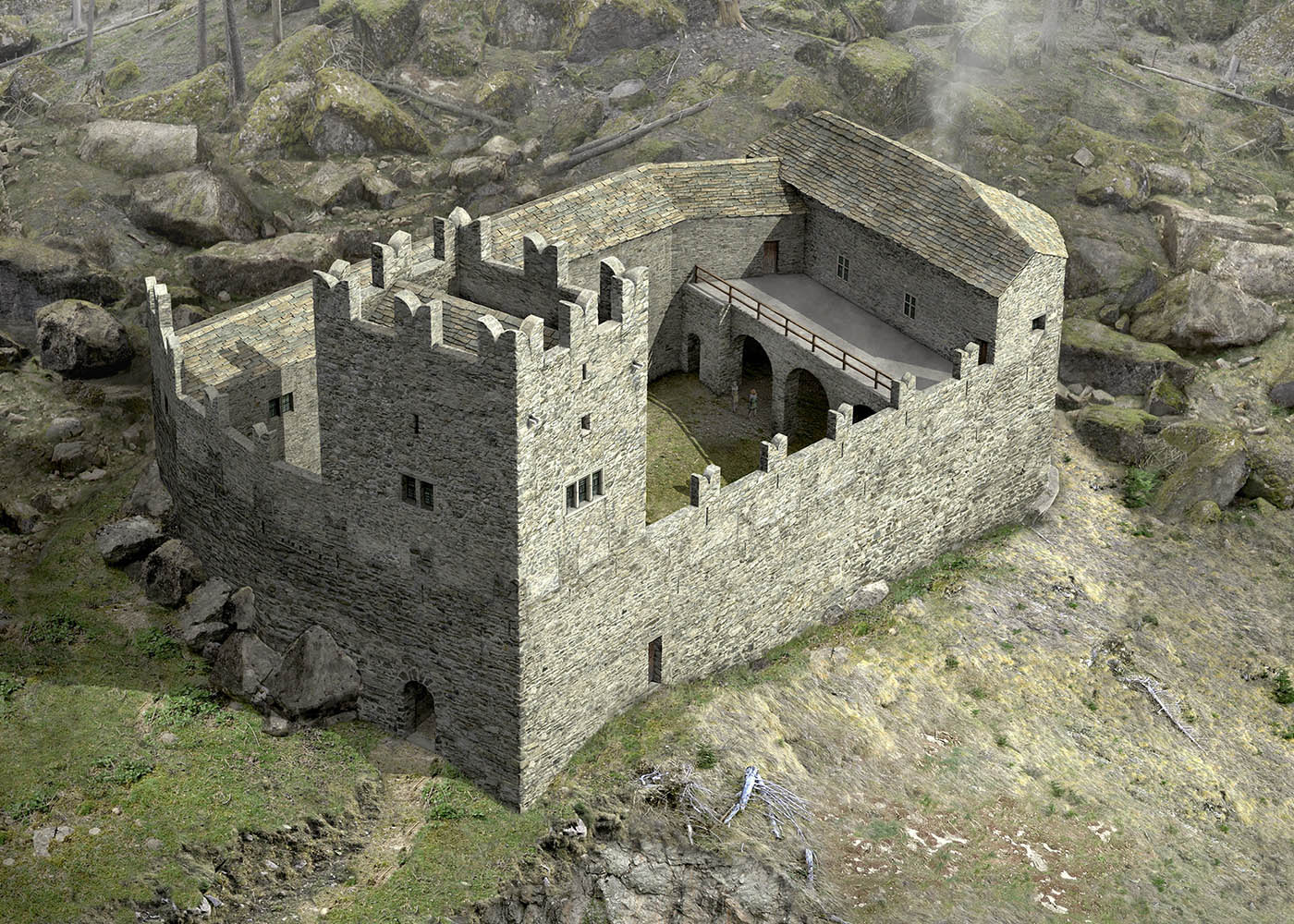 Castello Norantola