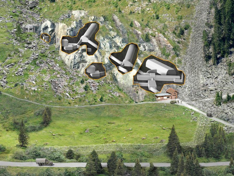 Festung Crestawald Zoom