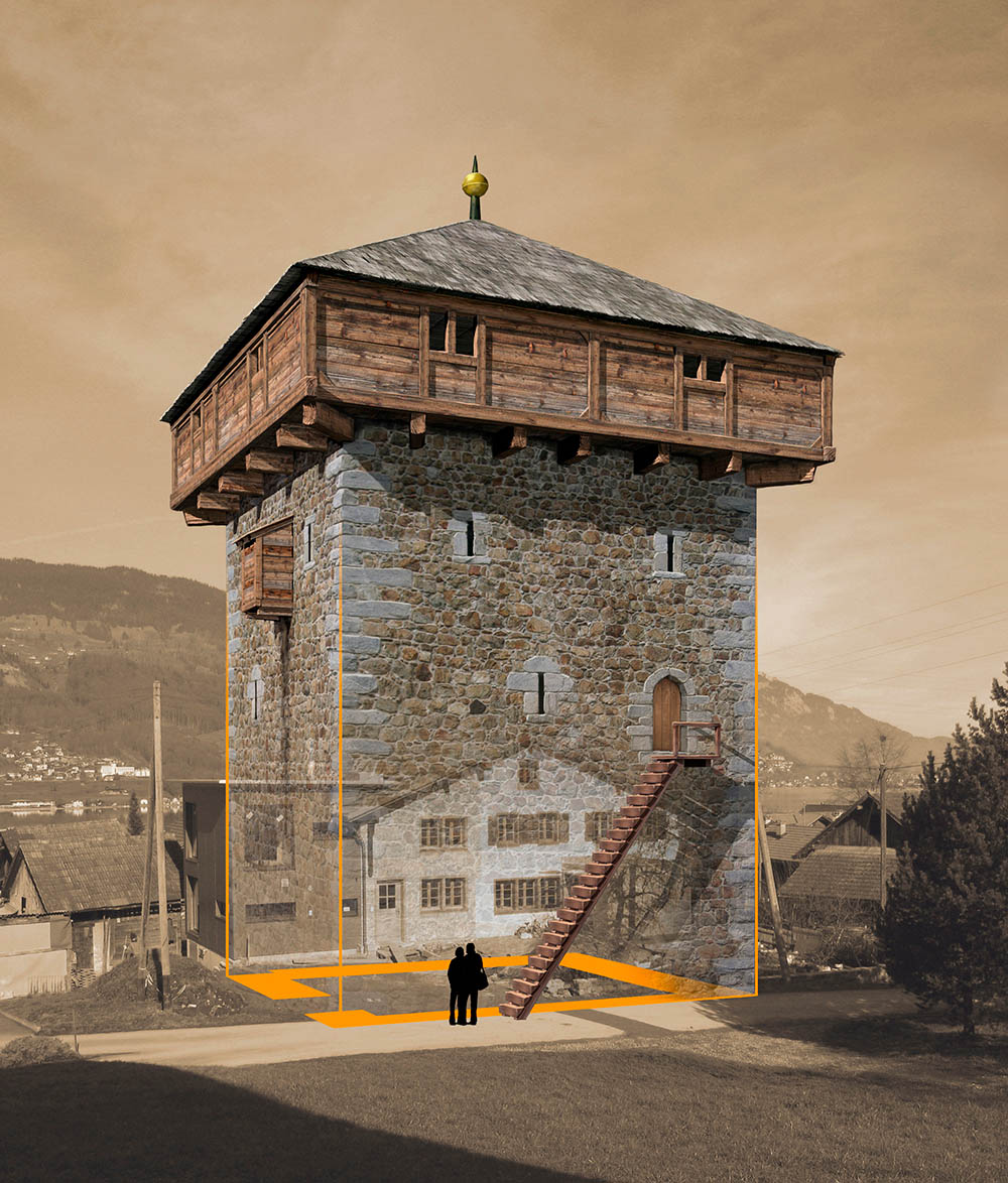 Wohnturm Edisried