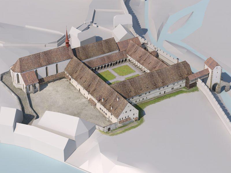 Kloster Oetenbach