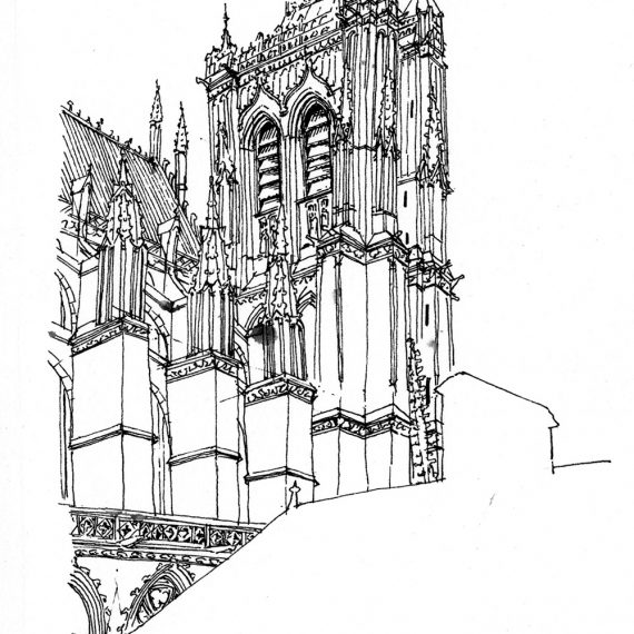 Amiens Kathedrale, 2006