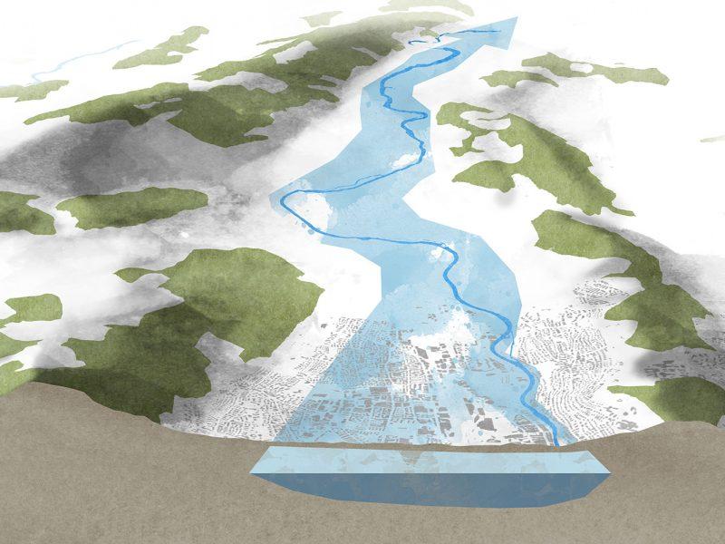 Grundwasserstrom Zürich