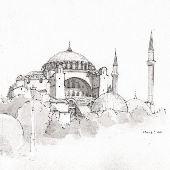 Hagia Sophia, 2009