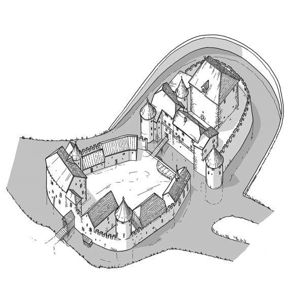 Rekonstruktion Schloss Hallwyl IV