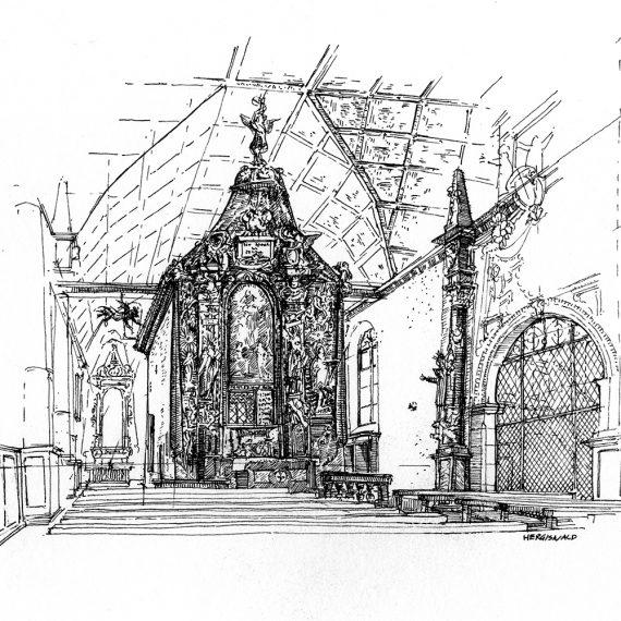 Kirche Hergiswald, 2004