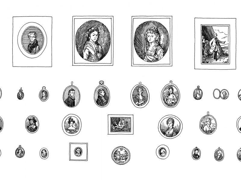 Umzeichnung Miniaturen