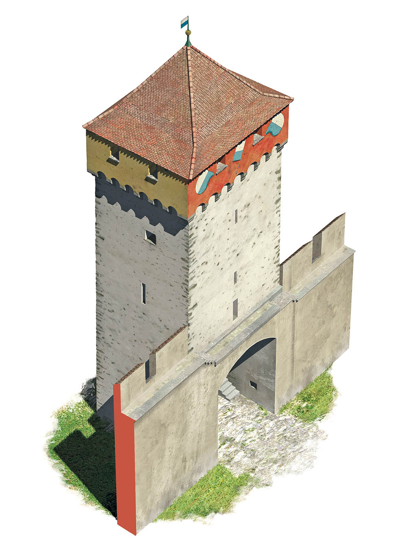 Schirmerturm, Luzern