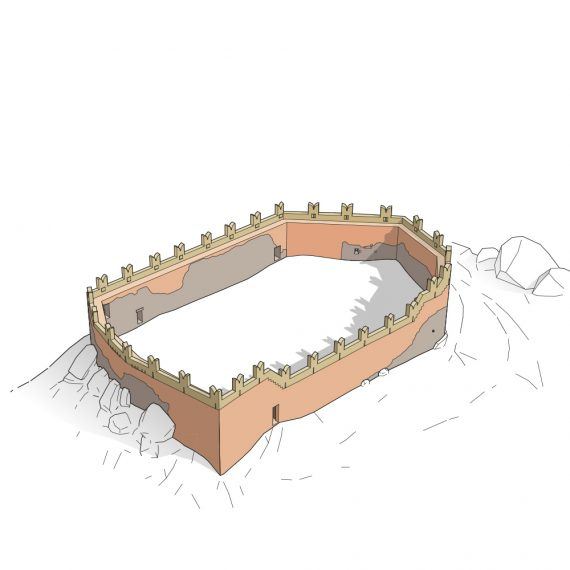 Castello Norantola Phase 2