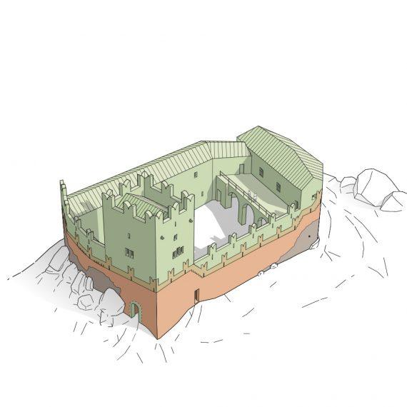 Castello Norantola Phase 3