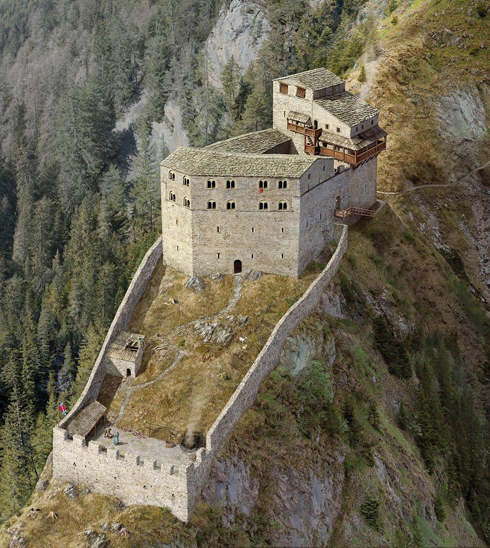 Burg Belfort Phase 2