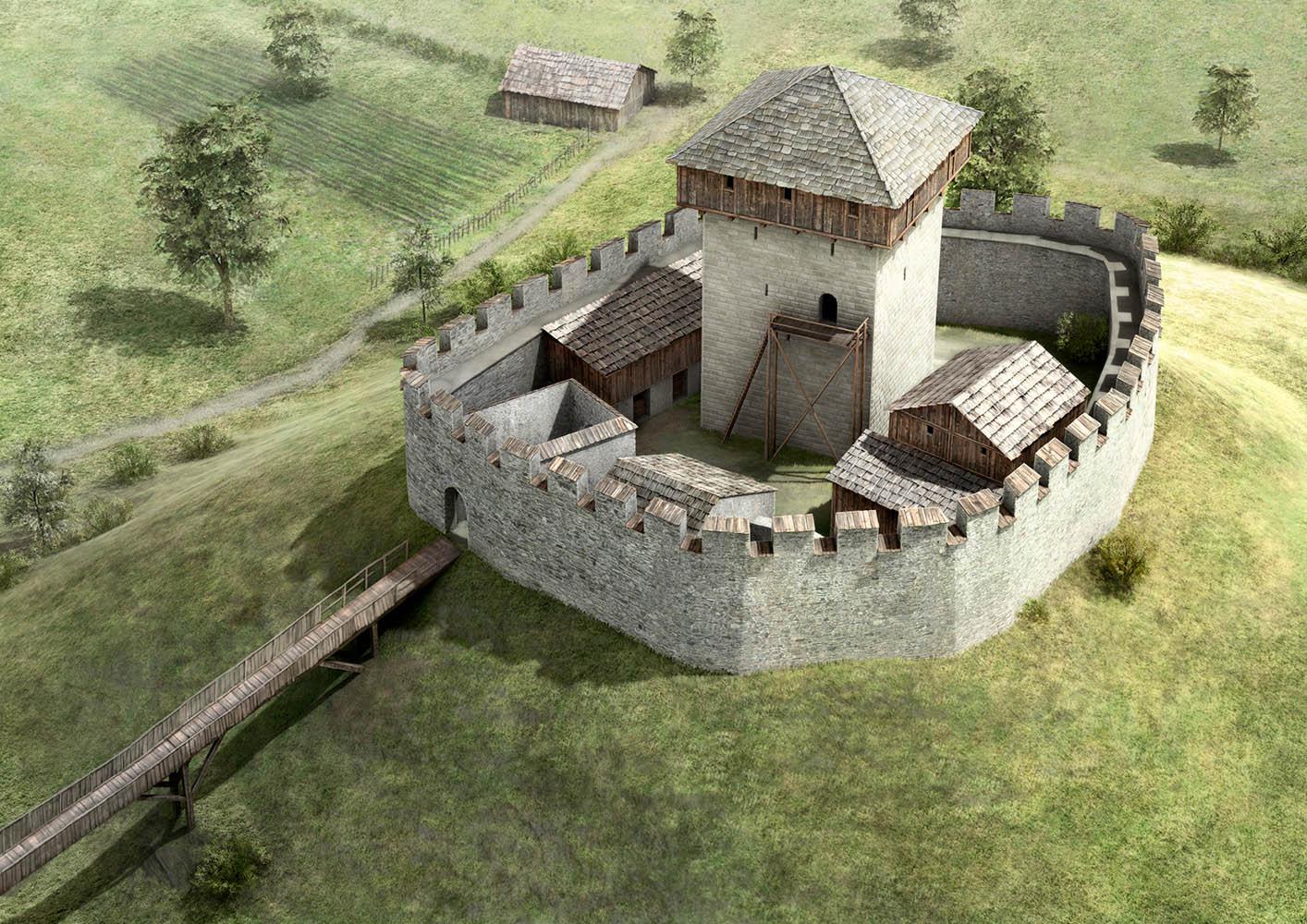 Burg Alt-Regensberg