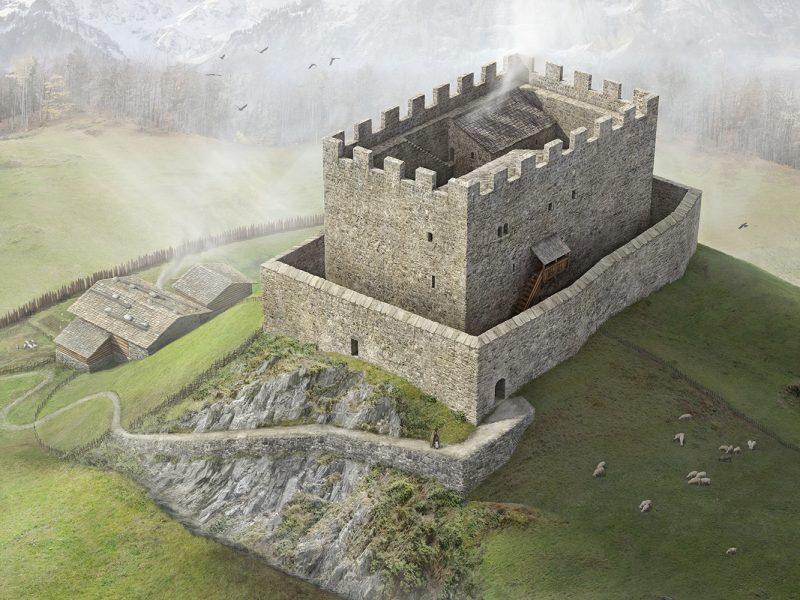 Burg Sola
