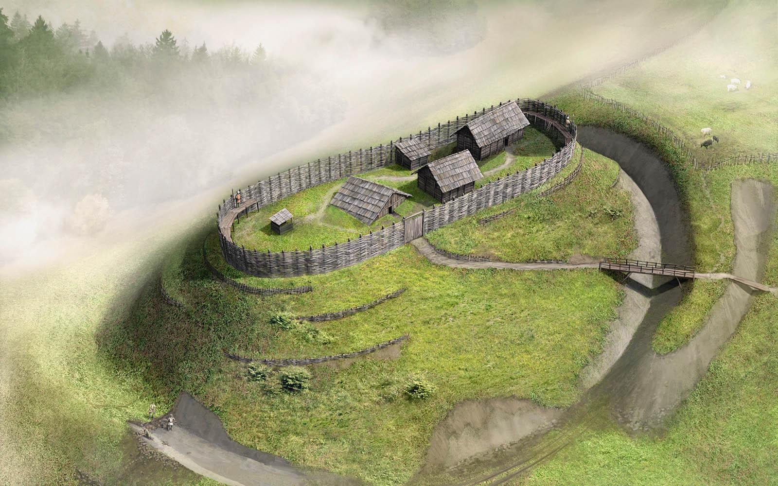 Burg Salbüel