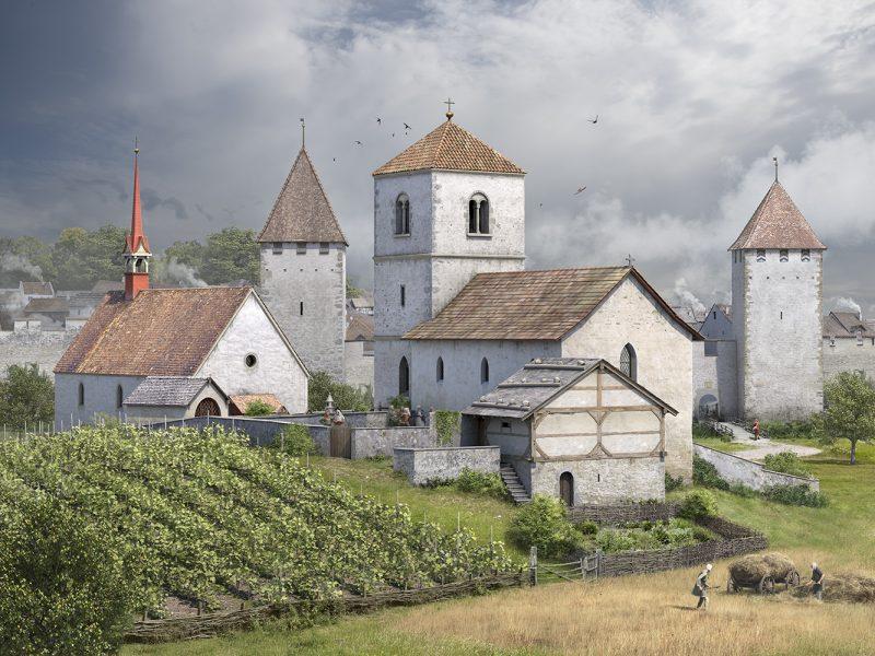 Kirchen St. Stephan und St. Anna