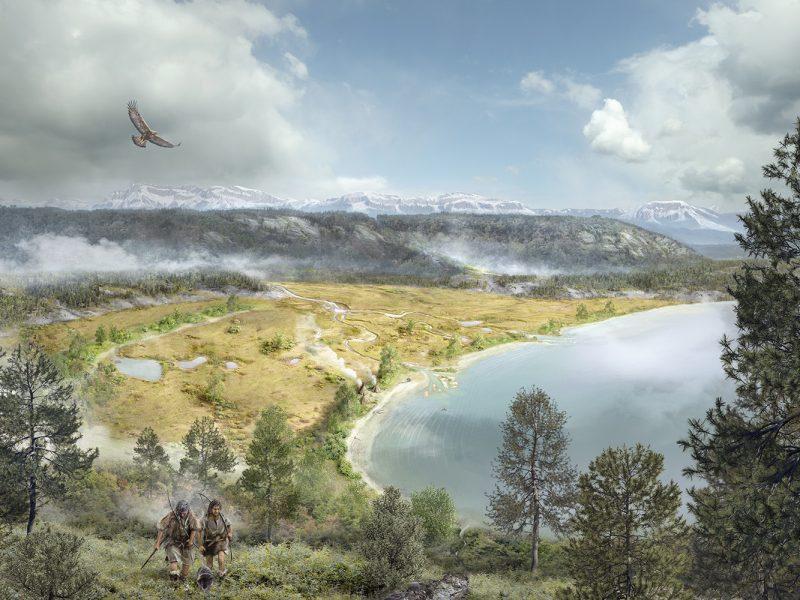 Ufersiedlung Mauensee