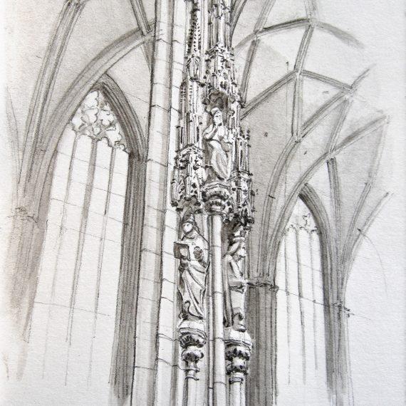 Wien St. Stephan, 2005