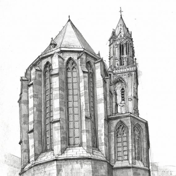Kathedrale Maastricht, 2005